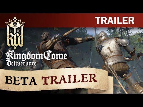 Watch New Kingdome Come.Deliverance Trailer