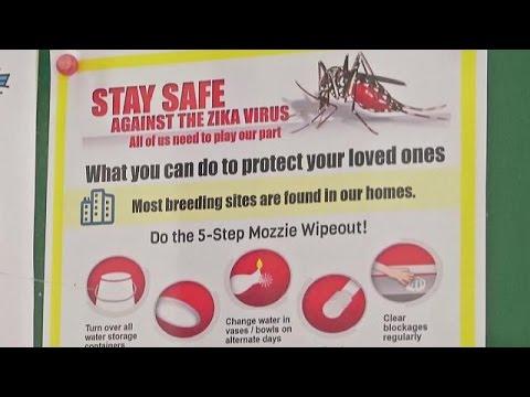 Έντονες ανησυχίες του ΠΟΥ για την εξάπλωση του ιού Ζίκα