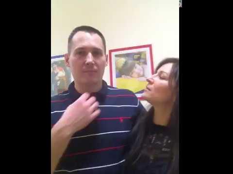 ОООчень позитивная пара)))