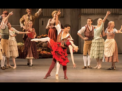 Watch: Carlos Acosta on choreographing and dancing in <em>Don Quixote</em> – 'You don't rest!'