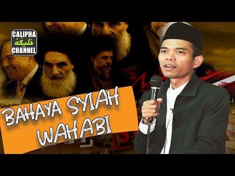BAHAYA SYIAH & WAHABI - USTAZ SOMAD