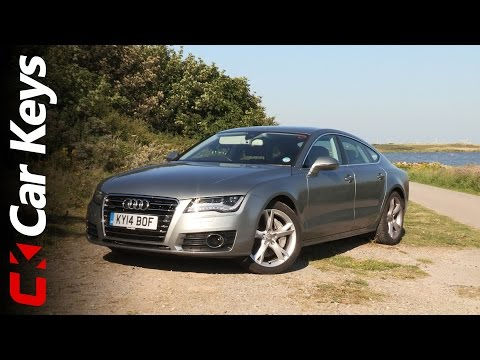 Audi A7 2014 review - Car Keys