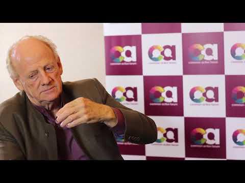 CAF2017 Interview - John Ralston Saul (II)