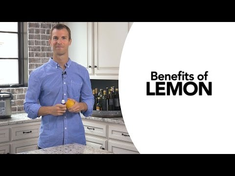 Video Benefits of Lemon