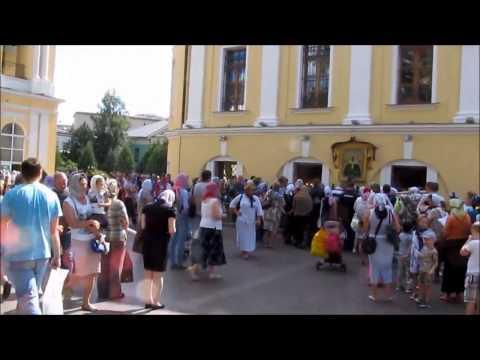 Покровский храм пос черкизово