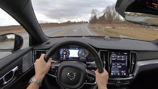 2019 Volvo S60 T6 R-Design - POV Review