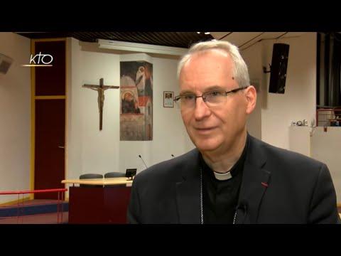 Mgr Jordy, nouvel archevêque de Tours