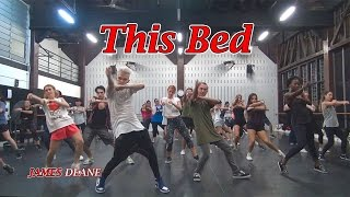 This Bed - Alicia Keys | Choreography by James Deane
