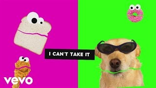 Dillon Francis - I Can't Take It (Lyric video)