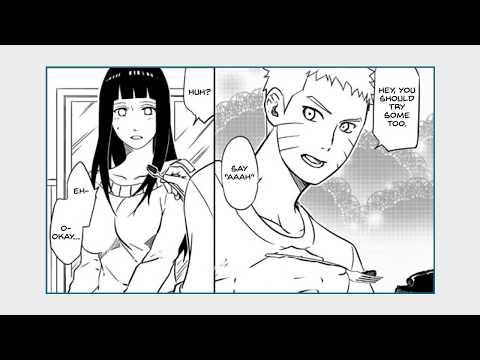 Naruto x Hinata Doujinshi - Valentine's Day (naruhina)
