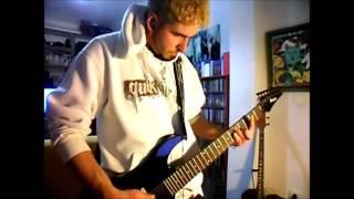 Factory 81 - Nanu (7-strings guitar cover)