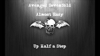 Avenged Sevenfold - Almost Easy Drop D