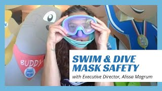 Swim & Dive Mask Safety For Your Family
