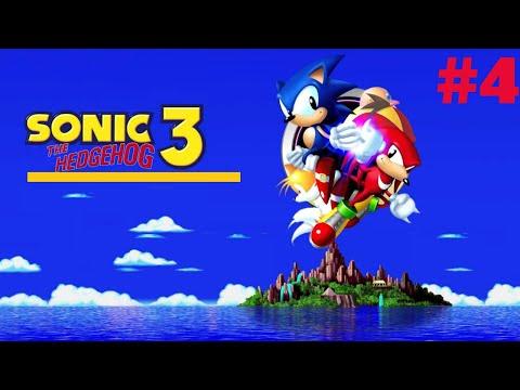 [Mega Drive/Genesis] Sonic the Hedgehog 3 -- Walktrough #4 (60 FPS)
