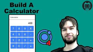 Build a Calculator App in Ionic 4 – Beginner Tutorial