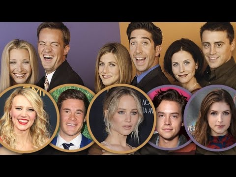 Recasting Friends (Chat Show)