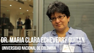 ISNTD interview: Dr. Maria Clara Echeverry Guitan (Univ. de Colombia)
