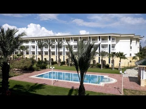 Тунис. Medina Belisaire аnd Thalasso. Обзор отеля