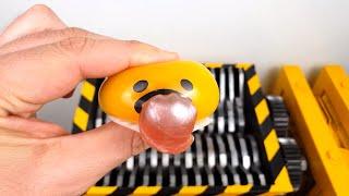 Shredding Stress Balls e outros brinquedos!