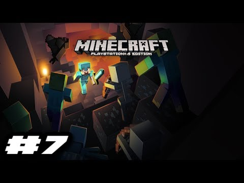 Minecraft PS4 2019 Gameplay - I GOT A NEW DOG