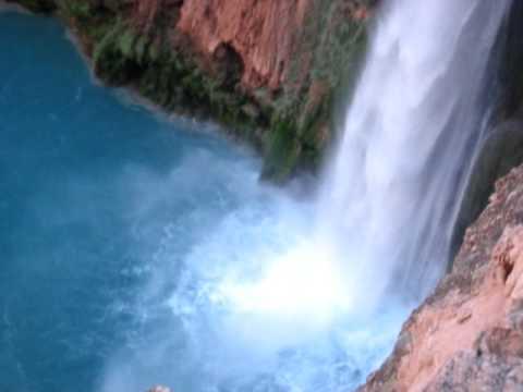 Mooney Falls, Grand Canyon, AZ