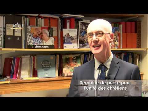 Jean Fontanieu - Semaine pour l'unité des chrétiens 2020