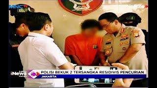 Polisi Bekuk 2 Residivis Pencurian, 1 Pelaku Tewas Usai Melawan Petugas - LIM 0/2/7