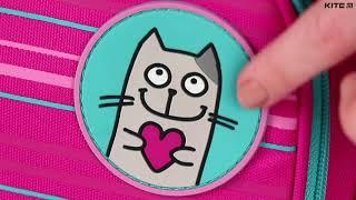 """Рюкзак детский Kite Kids Studio Pets SP20-559XS ( 3-5 лет) от компании Интернет-магазин """"Радуга"""" - школьные рюкзаки, канцтовары, творчество - видео"""