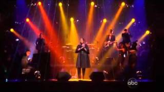 Adele - 'Rolling In The Deep' LIVE on DWTS 5/10/11
