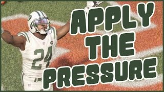 APPLYING THE PRESSURE!! - Madden 16 Ultimate Team | MUT 16 XB1 Gameplay