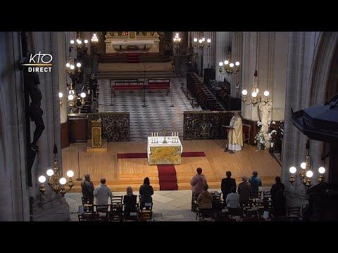Messe du 23 juin 2021 à St-Germain-l'Auxerrois