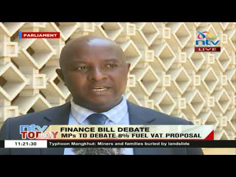 """MP Godfrey Osotsi: """"Am yet to see anything tangible with the Ksh. 3 trillion Jubilee budget."""""""
