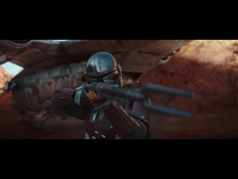 Мандалорец (2019 сериал 1 сезон) -Трейлер 2 | The Mandalorian – Official Trailer 2