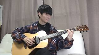 (Mariah Carey) All I Want For Christmas Is You -  Sungha Jung