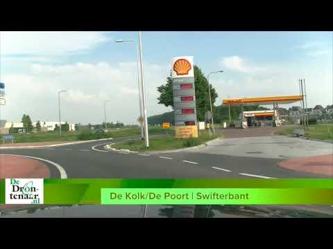 Provincie en Dorpsbelangen Swifterbant zijn weer vriendjes na ruzie over rotondes