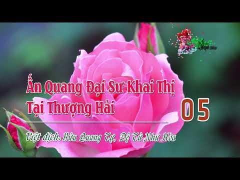 Ấn Quang Đại Sư Khai Thị Tại Thượng Hải -5