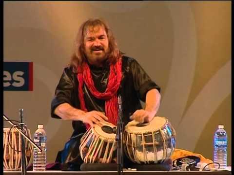 Vijay Ghate performing at Taalchakra on 27th Jan'13