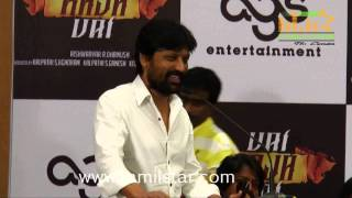 Vai Raja Vai Movie Press Meet Part 1