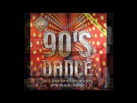 90's Best Dance Hits Mix by Dj Shamir - TETA