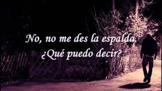 The Click Five - Don't Let Me Go (Letra En Español)