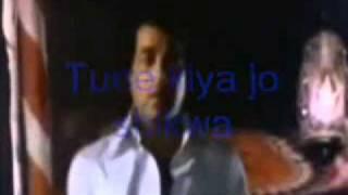 Hum Bewafa Hargis Na The-Karaoke & Lyrics-Shalimar