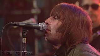 Beady Eye live in Letterman Show (full concert)