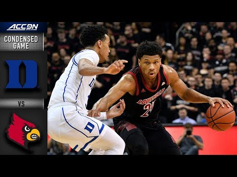 2407c05bef76 Duke vs. Louisville Condensed Game