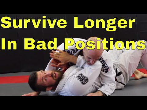 Survive Longer As A BJJ White Belt With Lessons I Learned As A Brown Belt