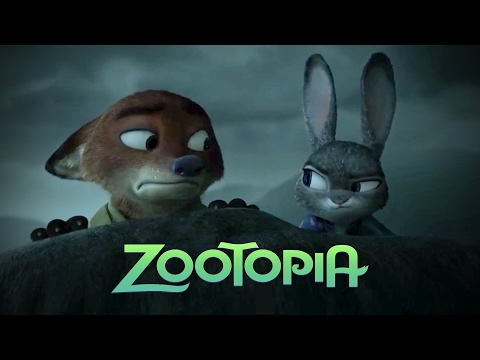Zootopia as a Crime Thriller - Trailer Mix