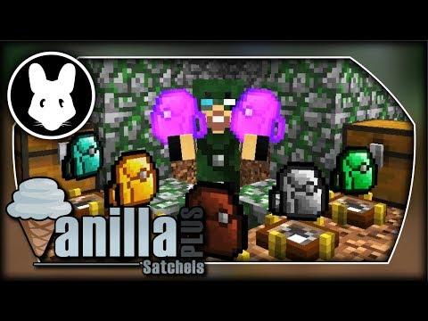 CoFH: Vanilla+ Satchels mod for Minecraft 1.12! Bit-by-Bit by Mischief of Mice!
