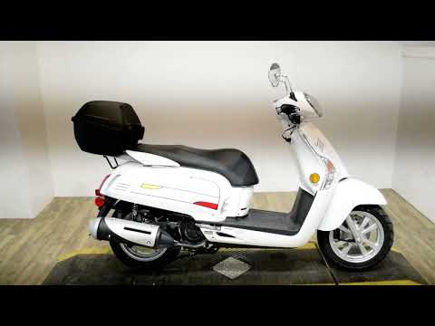 2020 Kymco Like 200i Limited Edition in Wauconda, Illinois - Video 1