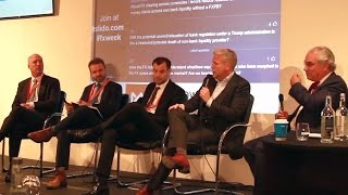 Liquidity under the microscope  - LMAX Exchange CEO at FX Week Europe 2016