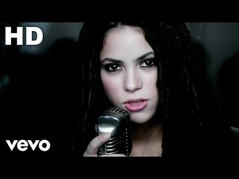 Shakira - Inevitable (Official Music Video)