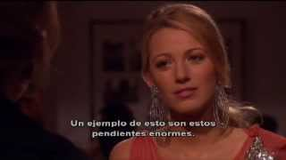 Gossip Girl - 5 Years Of Iconic Style - SUB Español - DVD Extras 5ª Temporada